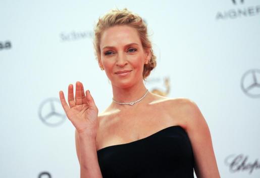 La actriz Uma Thurman se ha revelado como víctima de abusos sexuales.