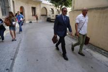 Manuel Penalva y Miguel Ángel Subirán