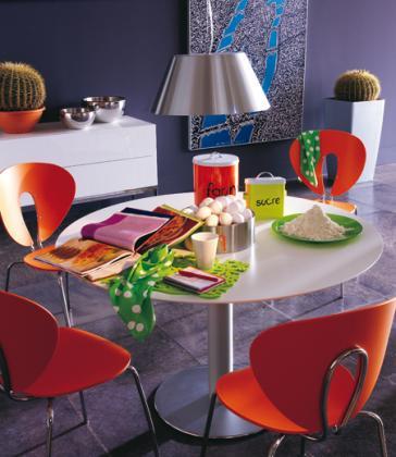 Los diseños de La Oca incorporan las últimas tendencias en decoración.