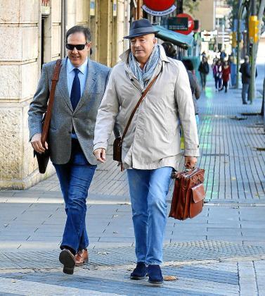 El juez Manuel Penalva y el fiscal Miguel Ángel Subirán han cerrado filas en torno a la investigación y defienden que el grueso de las diligencias están bien instruidas.