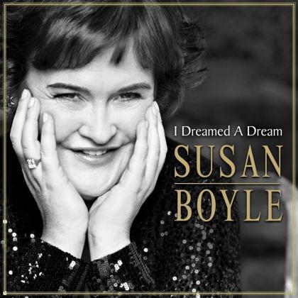 La cantante Susan Boyle presenta su disco en España.