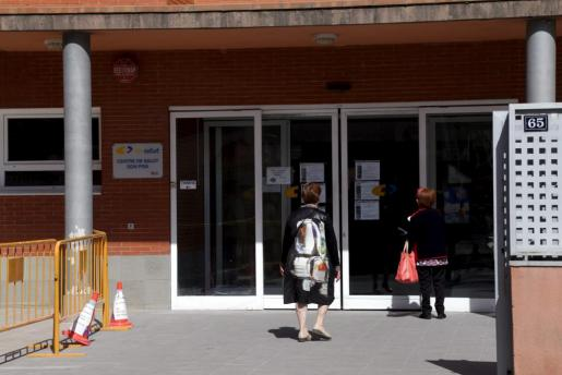 El centro de salud de Son Pisa, uno de los tres PACs que hay en Palma.