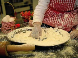 Ideas para cocinar con niños en Navidad