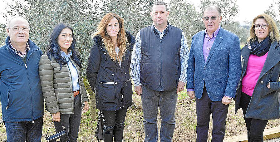 Josep Vilaseca, nuevo Tafoner Major de Oli de Mallorca