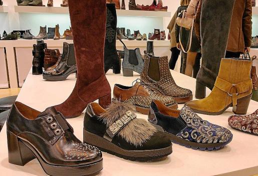 Las exportaciones de calzado mejoraron en 2017.