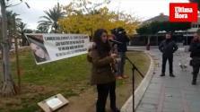 Concentración para recordar a Malén Ortiz cuatro años después de su desaparición