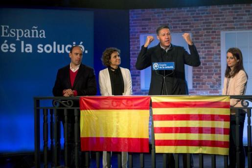 La secesión de Cataluña queda en el cuarto lugar de las preocupaciones de los españoles.