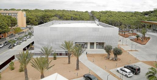 La ubicación prevista se encuentra en medio de los complejos que el grupo Hipotels tiene en la Playa de Palma.