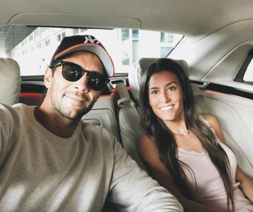 Fernando Verdasco y Ana Boyer, en una imagen reciente.
