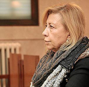 Maria Antonia Munar aceptó una multa por el 'caso Son Oms'.