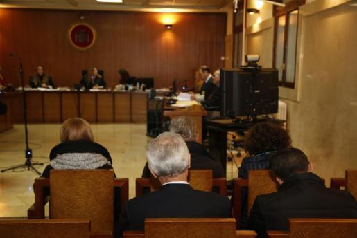 Munar acepta un último delito de prevaricación.