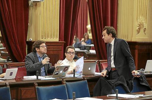 Podemos y Més votaron en contra de una disposición transitoria que no estaba en el proyecto originario de la Conselleria de Territori.