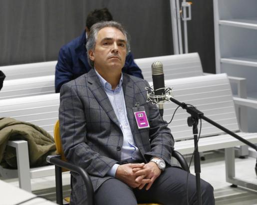 El presidente de Catalunya Acció, Santiago Espot, es juzgado este martes en la Audiencia Nacional por organizar la pitada al himno en la final de la Copa del Rey de Fútbol entre el Barcelona y el Athletic de Bilbao en 2015.