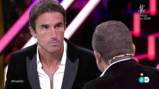 Hugo, uruguayo residente en Mallorca, gana 'GH Revolution'.
