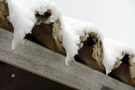 Nieve en la Tramuntana