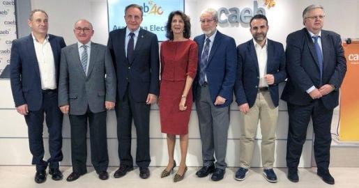 Carmen Planas ha sido reelegida por aclamación.