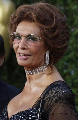 La veterana actriz italiana ha recibido un homenaje de la academia de Hollywood por su larga trayectoria.