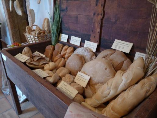 El pan centra la tematica de la feria de este año en Son Carrió.