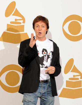 Imagen de archivo del músico británico Paul McCartney.