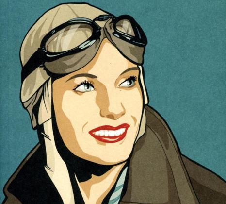 Se cumplen 35 años del entierro en la fosa común de Palma de la famosa aviadora, Jane Batten, cuya identidad fue revelada mucho después .