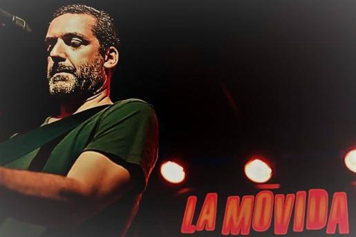 El cantautor mallorquín Jaime Anglada recala en La Movida.