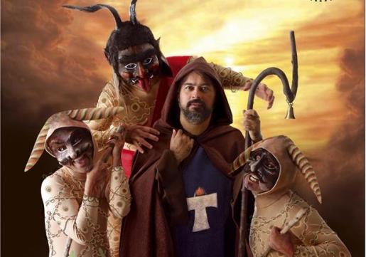 La obra 'La comèdia de Sant Antoni' se representa en el Teatre de Manacor.