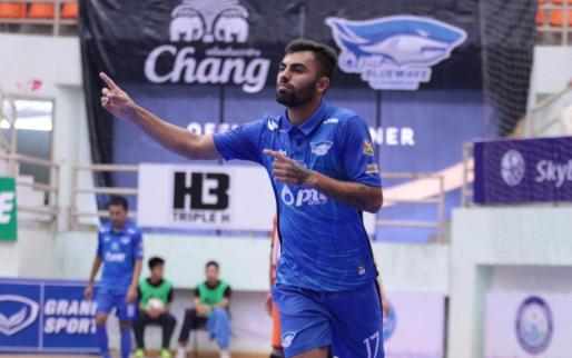 El Palma Futsal hace oficial el fichaje de Diego Nunes