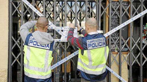 La Policía Nacional puso en marcha una operación contra el grupo en diciembre de 2015.