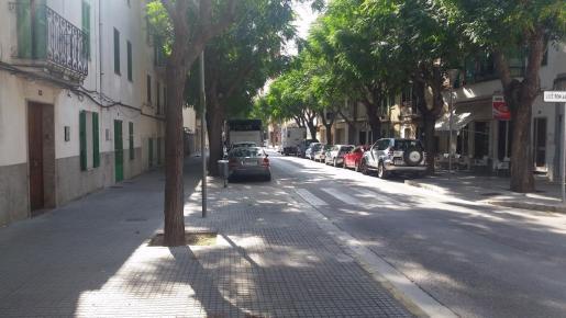 Los hechos han en un garaje situado en la Avenida de Alcúdia del municipio de Inca.