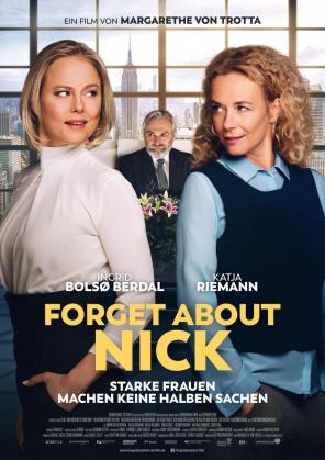 Cartel de la película 'Olvídate de Nick'.