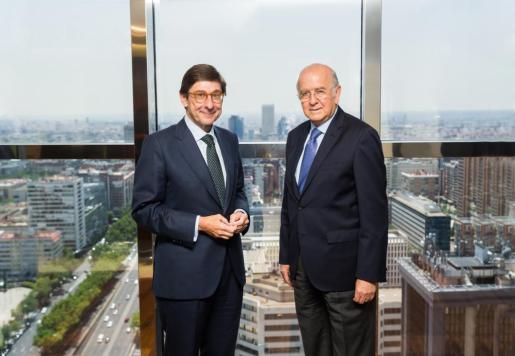 El canje de acciones se realizará con una relación de un título de Bankia nuevo por cada 7,82 acciones de BMN.