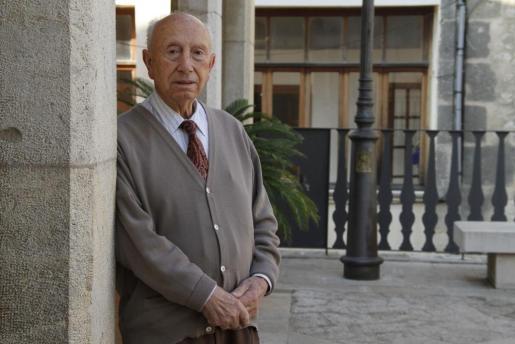 PALMA BRISAS ENTREVISTA DE CAPELLA A NOFRE ARBONA FOTO AMENGUAL