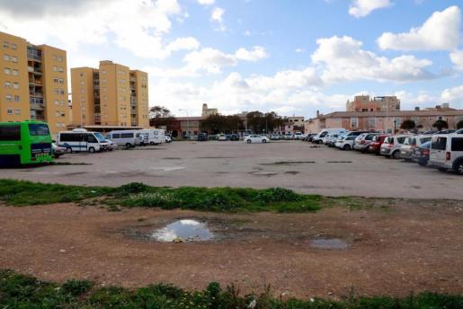 De las siete promociones, dos se llevarán a cabo en solares propiedad del Ibavi, y las otras cinco en solares cedidos por el Ayuntamiento de Palma.