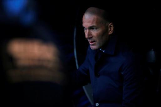 El entrenador del Real Madrid, Zinedine Zidane, ha monopolizado esta semana la atención mediática deportiva.