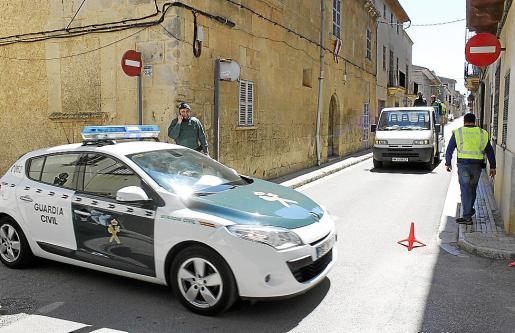 La Guardia Civil está intensificando la vigilancia en la Part Forana.
