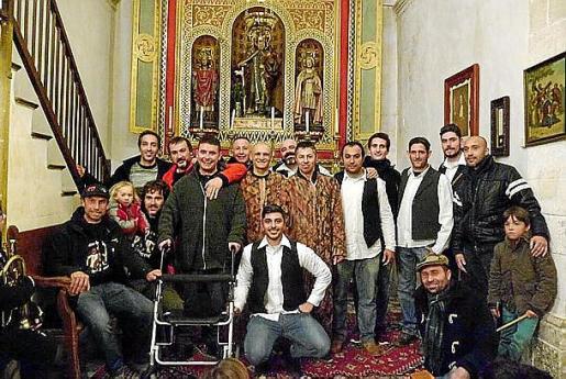 El Firó de Sant Antoni 2018 inicia las celebraciones en Sant Llorenç.