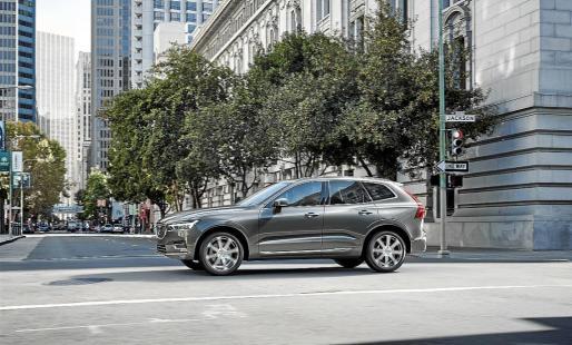 El nuevo XC60 y los nuevos vehículos de la serie 90 han sido los principales impulsores.