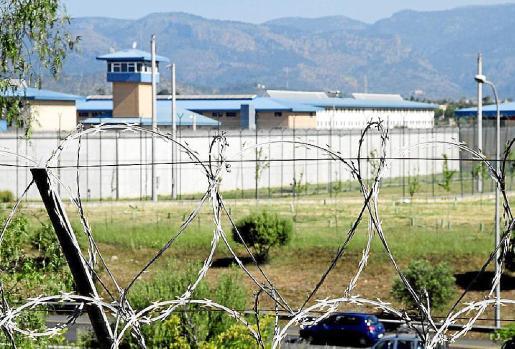 Imagen del centro penitenciario de Palma en el que se produjo el incidente en abril de 2016.