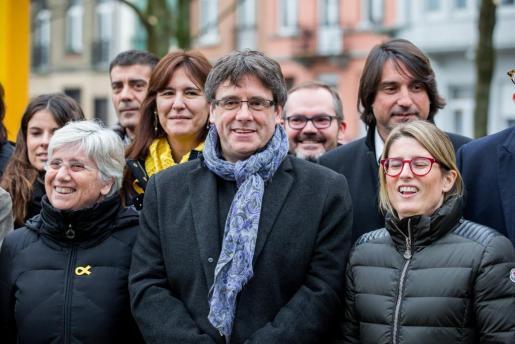 La Fiscalía General del Estado ha confirmado que pedirá «inmediatamente» que se active la orden internacional de detención contra el expresidente catalán Carles Puigdemont si finalmente el lunes viaja hasta Dinamarca para participar en un debate organizado por la Universidad de Copenhague.