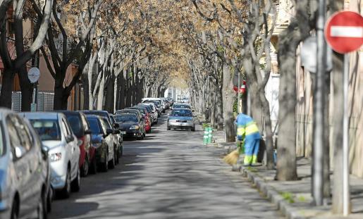 Los coches que circulen por Es Rafal y el Vivero tendrán que reducir la velocidad.