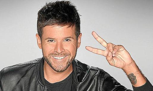 Pablo López actuará en Trui Teatre el 25 de mayo.