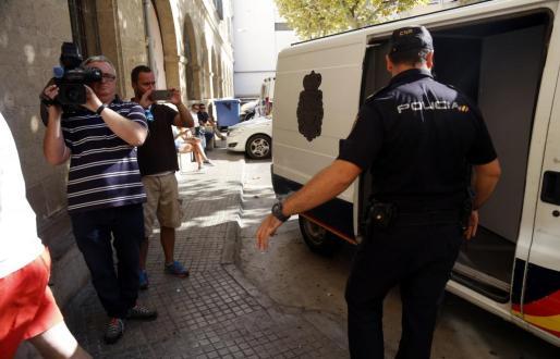 Los detenidos han pasado a disposición judicial.