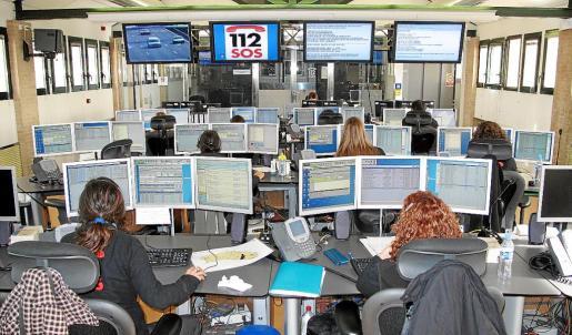 El trabajador prestó declaración este lunes en la sede del Seib-112 de Marratxí.