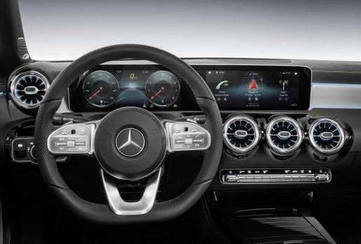 MBUX será implementado en toda su gama de vehículos compactos