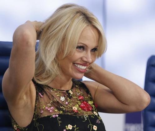La actriz reveló que en sus reuniones con el periodista hablan «de todo» y que siempre se asegura «de que esté bien, de que haga ejercicio, de que esté comiendo adecuadamente».