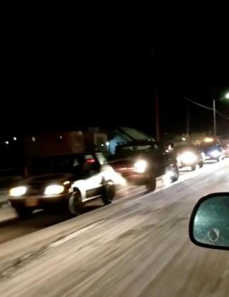 Varias zonas de la isla de Kodiak fueron evacuadas por precaución.
