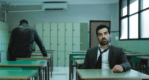 Òscar Muñoz y Rodo Gener protagonizan 'La classe'.