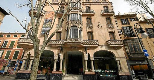 La Fundación Bancaria La Caixa trasladó su sede social al CaixaForum de Palma.