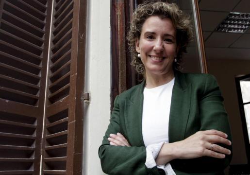 Aina Calvo, alcaldesa de Palma.