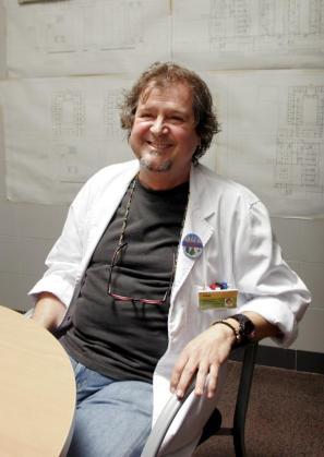 Antonio Pareja, epidemiólogo de Son Llàtzer.